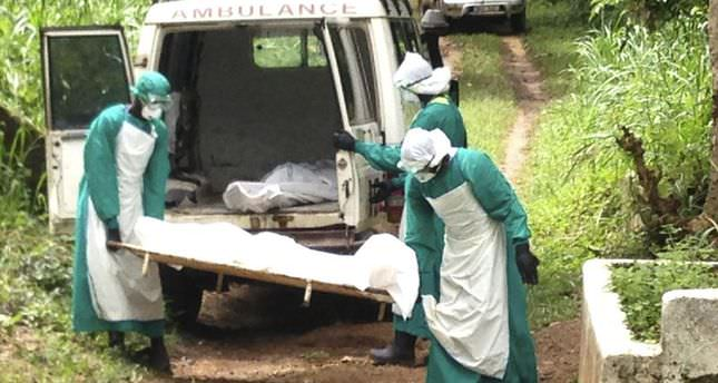 West Africa Ebola death toll jumps to 603: WHO