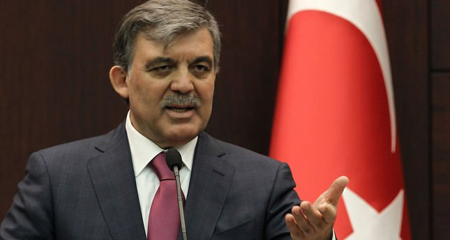 President Gül: I will continue to serve my country