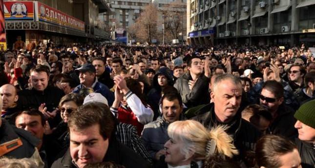 The Macedonian revolts: a dangerous development