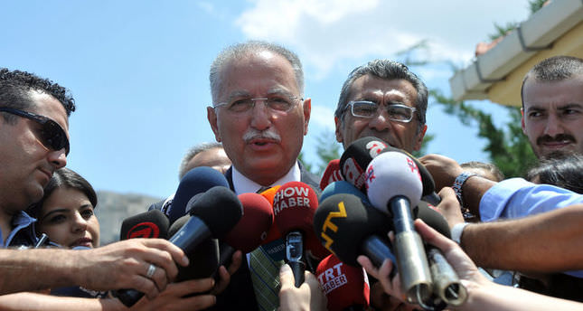 İhsanoğlu criticizes UN for ignoring Palestine