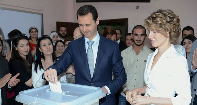 Syria's Assad to be sworn in for new term