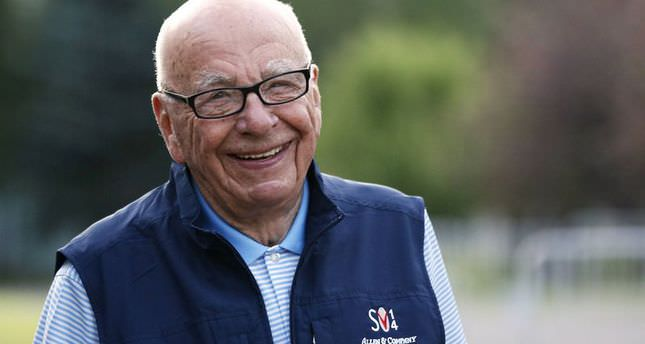 Murdoch's 21st Century Fox confirms Time Warner bid