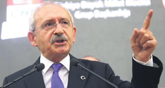 Tension escalates as CHP leader adopts harsh rhetoric