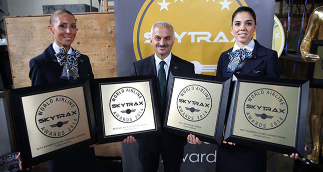 Turkish Airlines: 'Europe's best' once again