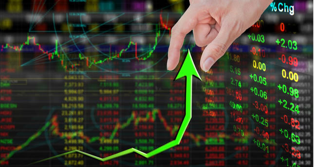Stock market highest in 15 months