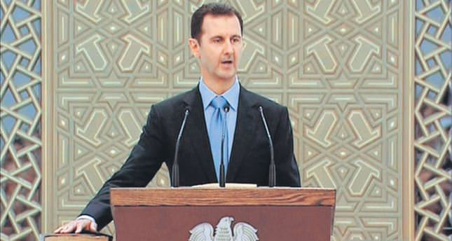 Syria's Assad sworn in for new 7-year term as president