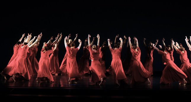 Martha Graham Dance Company to take the stage in İzmir