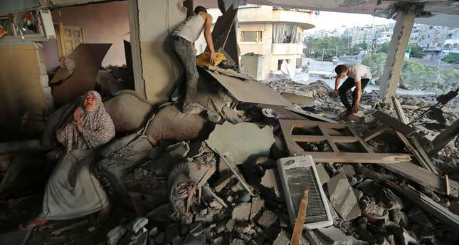 Death toll in Gaza increases to 227