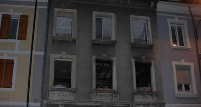Fire kills three Turks in France