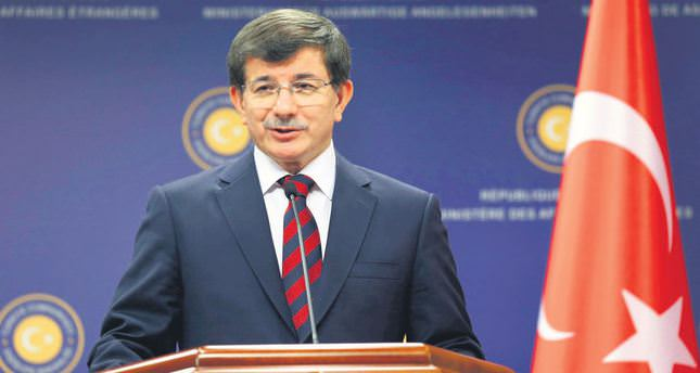 Davutoğlu not taking Israeli FM seriously over sabotage claims