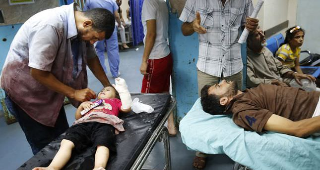 Death toll hits 279 after Israeli ground operation in Gaza