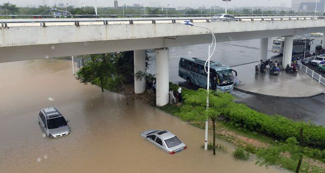 21 missing, 34 killed in China storms