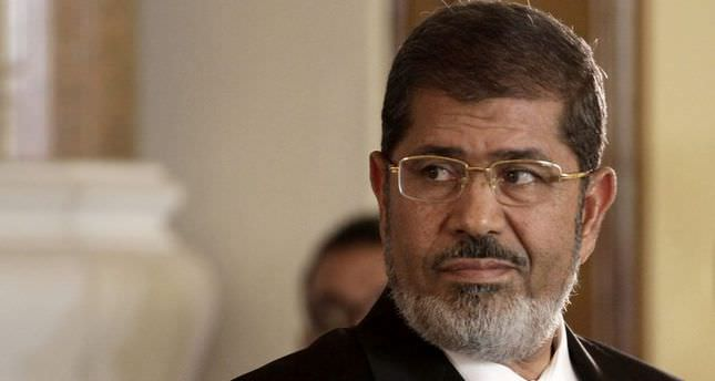 Egypt arrests Morsi's son to serve jail term