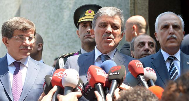 President Gül warns Israel to stop the aggression in Gaza