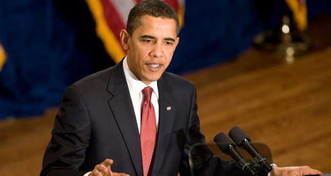 Obama calls for a credible international investigation on downed Malaysian plane