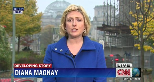 CNN reassigns Israel correspondent Diana Magnay after her tweet