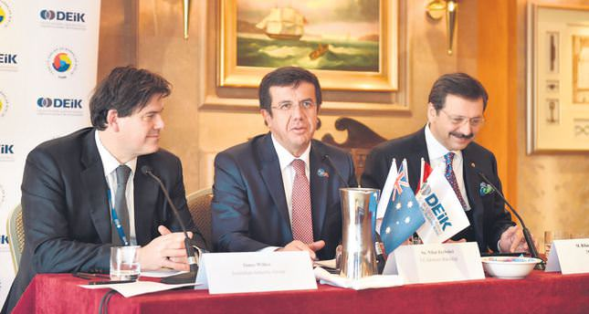 Turkish businessmen to takeover B20 leadership