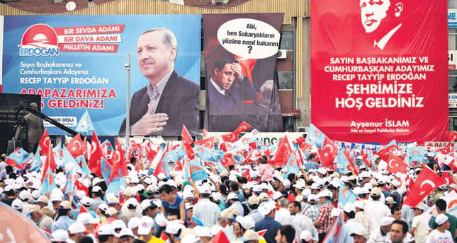 Turkish officials welcome European election observers