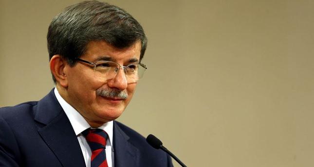 Turkey won't let Middle East be called a 'swamp,' says FM Davutoğlu
