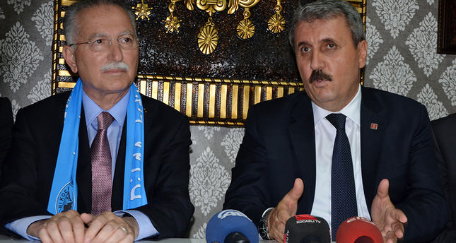 Intra-party tension escalates as BBP voters oppose support for İhsanoğlu
