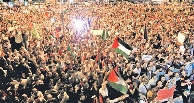 Unrelenting anger, new protests, against Israel grip Turkey