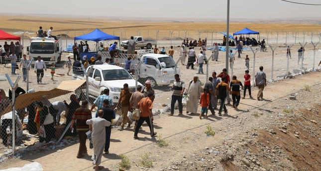 ISIS forces Christians to flee Mosul