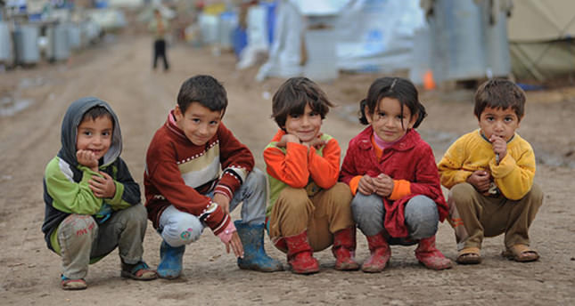 Syrian children are crying out for help