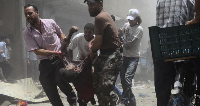 64 killed in Syria's army attacks