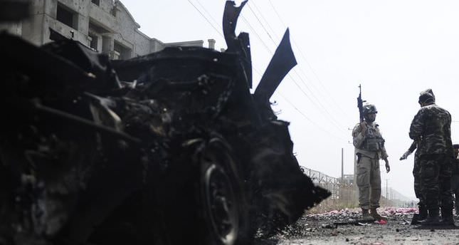 Clashes kill 45 in Afghanistan