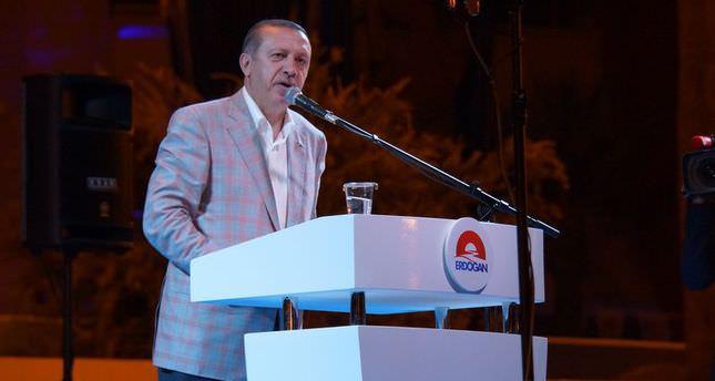 Telecom authority may be merged with spy agency, Erdoğan says