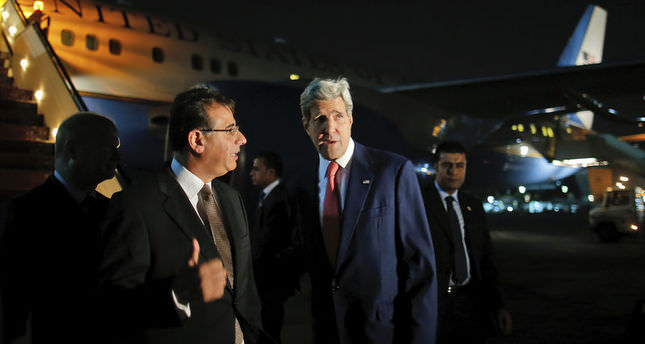 John Kerry headed to Cairo, for Gaza cease-fire