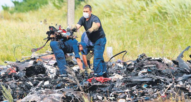 West unifies against Russia after Malaysian plane crash