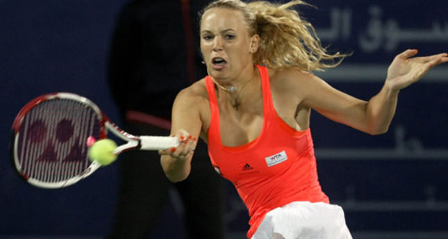 Wozniacki routs Vinci for Istanbul title
