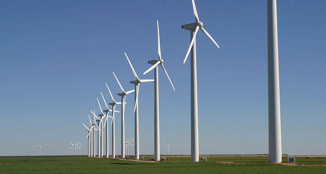 Turkey's wind energy capacity increases in first half of 2014
