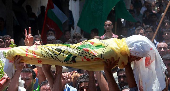 Palestinians propose Gaza truce after 5-day talks: Fatah official