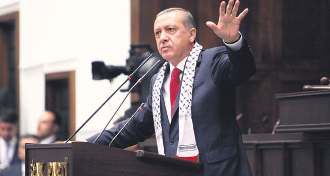 PM Erdoğan: We will defend Palestine whatever the cost may be