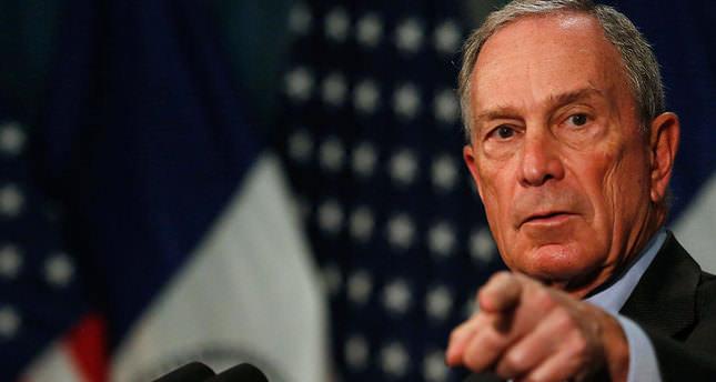 Bloomberg flies to Israel defying the flight ban