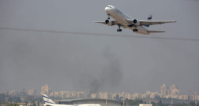 FAA extends travel ban to Israel for another 24 hours