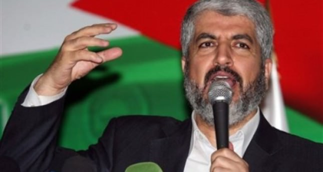 Hamas leader Meshaal speaks out on possible ceasefire
