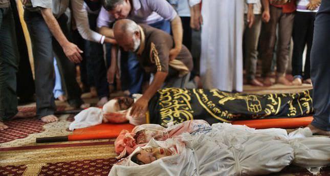 9 Gazans killed in fresh Israeli strikes; toll hits 797