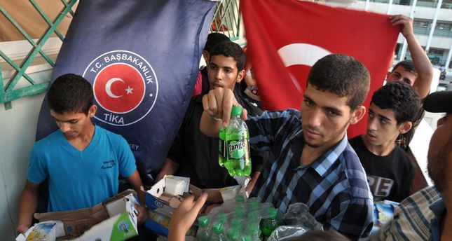 Turkish agency tends to the wounds of war-torn Gaza