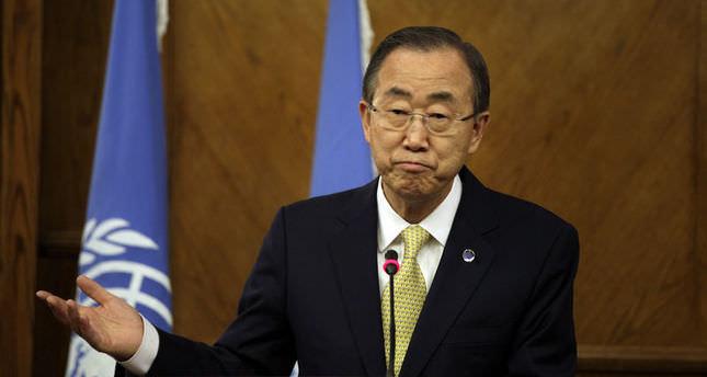 Ban Ki-moon appalled by Gaza school shelling attack