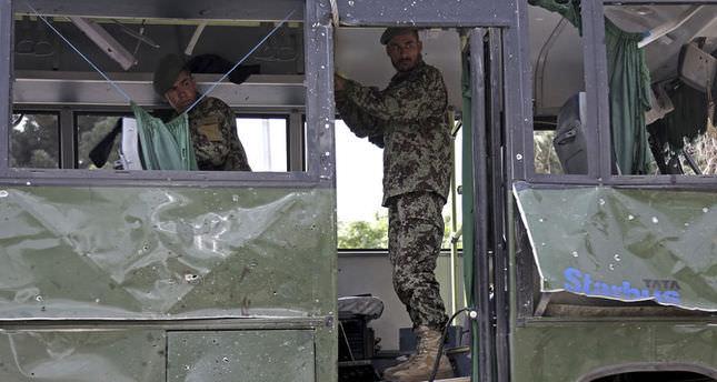 15 civilians killed by gunmen in Afghanistan