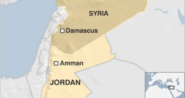 Jordan downs unidentified drone on Syria border