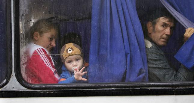 230,000 have fled homes in Ukraine crisis: UN