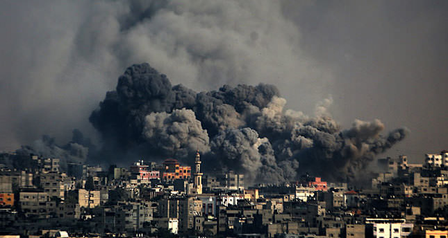 Israel rejects Gaza ceasefire proposal
