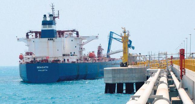 Tankers carrying Kurdish oil near US coast