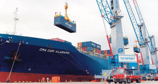 Foreign trade deficit falls 6 months in a row