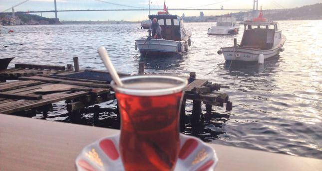 The phenomenal beverage of Istanbulites: Tea
