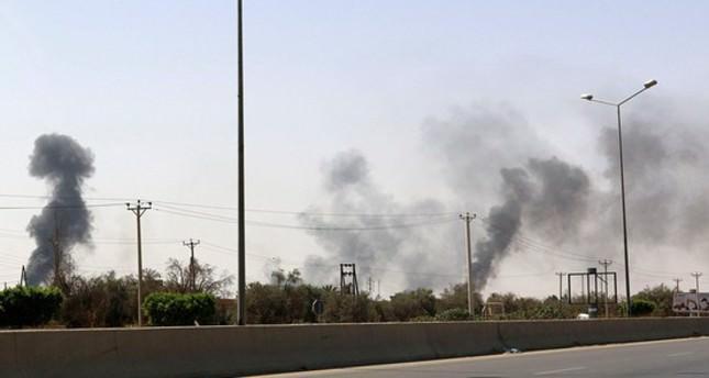 After Turkey, US evacuates embassy in Libya amid clashes